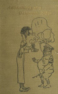 Cover of Adventures of a Despatch Rider