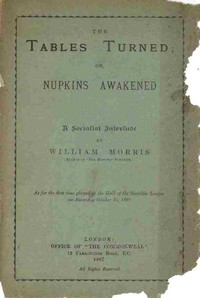 Cover of The Tables Turned; or, Nupkins Awakened.  A Socialist Interlude