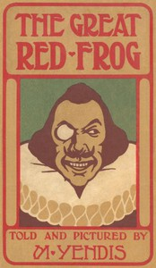 Cover of The Great Red Frog