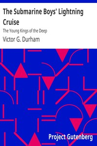 Cover of The Submarine Boys' Lightning CruiseThe Young Kings of the Deep