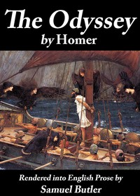 Cover of The Odyssey Rendered into English prose for the use of those who cannot read the original