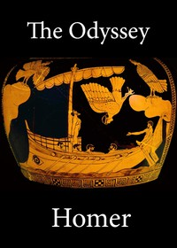 Cover of The Odyssey of Homer