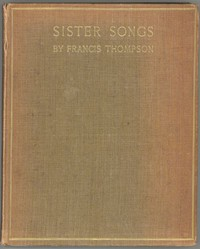 Cover of Sister Songs: An Offering to Two Sisters
