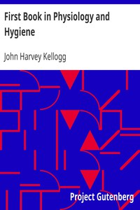 Cover of First Book in Physiology and Hygiene