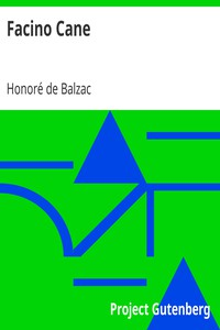 Cover of Facino Cane