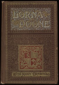 Cover of Lorna Doone: A Romance of Exmoor