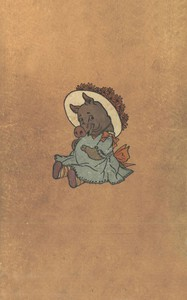 Cover of Animal Children: The Friends of the Forest and the Plain