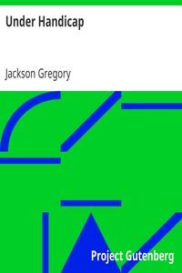 Cover of Under HandicapA Novel