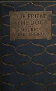 Cover of Our Friend the Dog