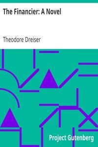 Cover of The Financier: A Novel