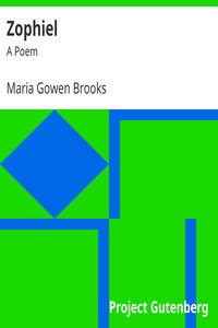 Cover of ZophielA Poem