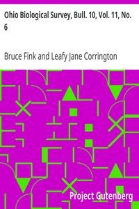 Ohio Biological Survey, Bull. 10, Vol. 11, No. 6The Ascomycetes of Ohio IV and V