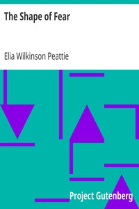 Cover of The Shape of Fear