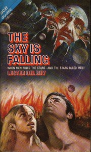 Cover of The Sky Is Falling