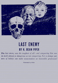 Cover of Last Enemy