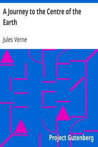 Cover of A Journey to the Centre of the Earth