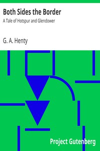 Cover of Both Sides the Border: A Tale of Hotspur and Glendower