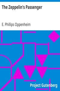 Cover of The Zeppelin's Passenger