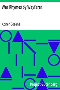 Cover of War Rhymes by Wayfarer