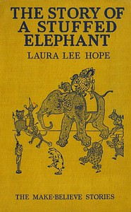 Cover of The Story of a Stuffed Elephant