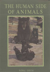 Cover of The Human Side of Animals