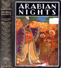 Cover of The Arabian Nights Entertainments