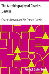 Cover of The Autobiography of Charles Darwin