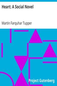 Cover of Heart: A Social Novel