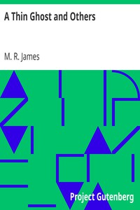 Cover of A Thin Ghost and Others