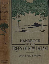 Cover of Handbook of the Trees of New England