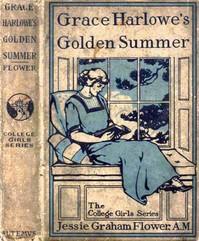 Cover of Grace Harlowe's Golden Summer