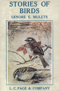 Cover of Stories of Birds