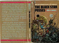 Cover of The Black Star Passes