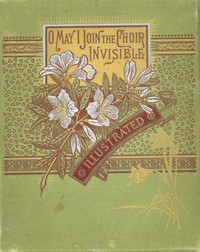 Cover of O May I Join the Choir Invisible! and Other Favorite Poems