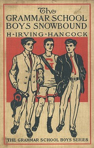 Cover of The Grammar School Boys Snowbound; or, Dick & Co. at Winter Sports
