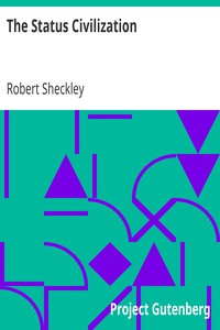 Cover of The Status Civilization