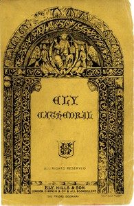 Cover of Ely Cathedral