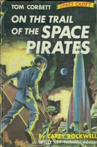 Cover of On the Trail of the Space Pirates