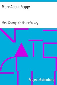Cover of More About Peggy