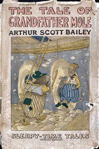 Cover of The Tale of Grandfather Mole