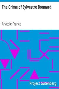 Cover of The Crime of Sylvestre Bonnard