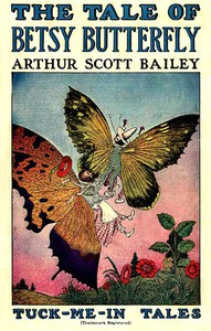Cover of The Tale of Betsy ButterflyTuck-Me-In Tales