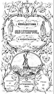 Cover of Recollections of Old Liverpool