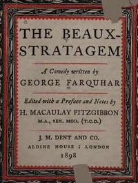 Cover of The Beaux-Stratagem