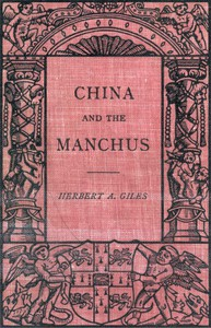 Cover of China and the Manchus