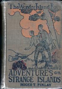 The Wonder Island Boys: Adventures on Strange Islands