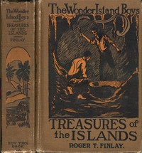Cover of The Wonder Island Boys: Treasures of the Islands