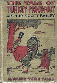 Cover of The Tale of Turkey ProudfootSlumber-Town Tales
