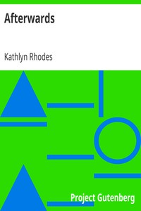 Cover of Afterwards