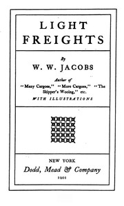Cover of Light Freights